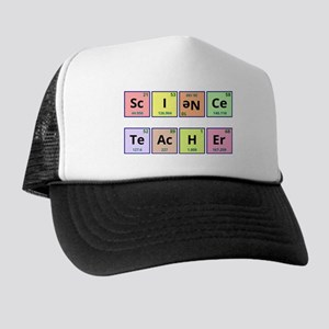 Science Teacher Trucker Hat