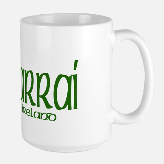 Kerry Dragon (Gaelic) Large Mug