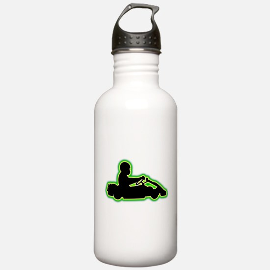 Go-Karting Water Bottle