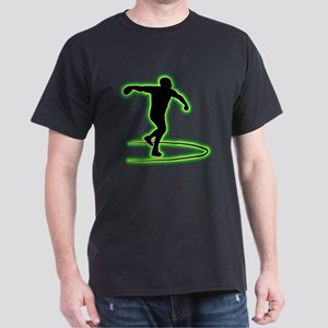 Discus Throwing Dark T-Shirt