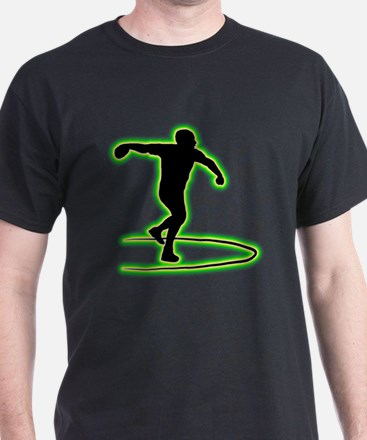 Discus Throwing T-Shirt