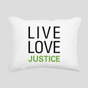 livejust Rectangular Canvas Pillow