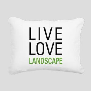 liveland Rectangular Canvas Pillow