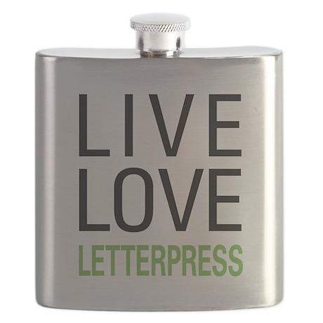 liveletter.png Flask