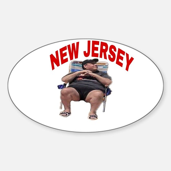 NEW JERSEY Decal