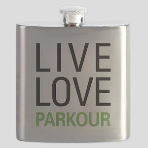 liveparkour Flask