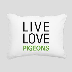 livepigeon Rectangular Canvas Pillow