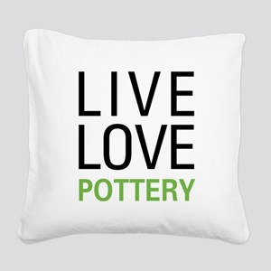 livepottery Square Canvas Pillow
