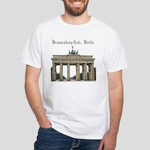 Brandenburg Gate White T-Shirt