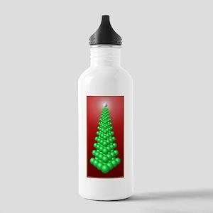 festival tree 02 Stainless Water Bottle 1.0L