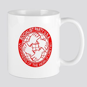 Socialist Party USA logo Mug