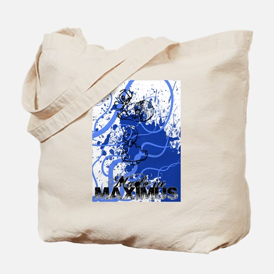 Maxiums at 4 years old Tote Bag
