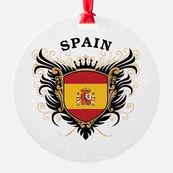 Spain Ornament