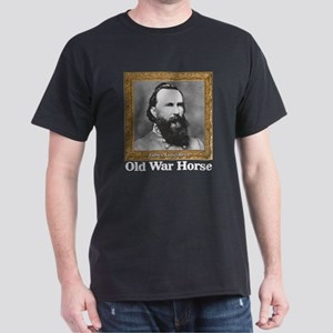 Old War Horse - Longstreet Dark T-Shirt