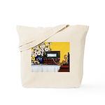 """Jewelry Box"" Tote Bag"