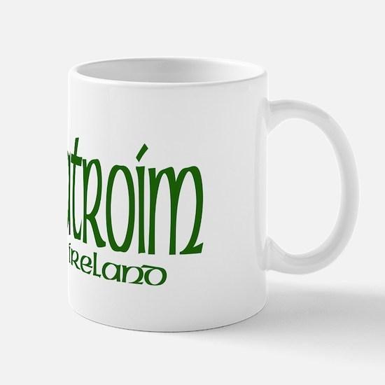 Leitrim Dragon (Gaelic) Mug