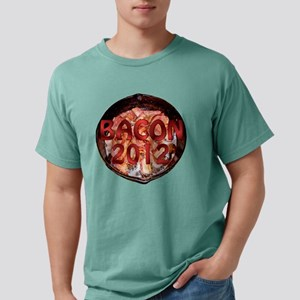 BACON20124.66x4.66wtxt.p Mens Comfort Colors Shirt