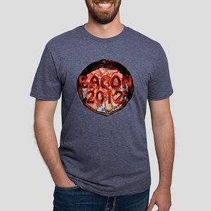BACON20124.66x4.66wtxt Mens Tri-blend T-Shirt