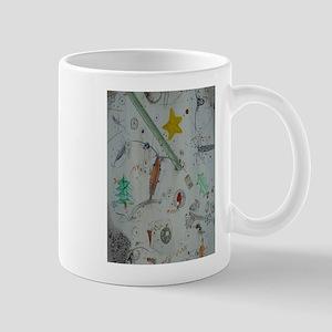 Plankton at Christmas Island Mug