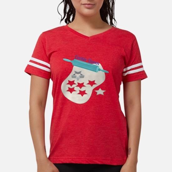 Cookie Queen Womens Football Shirt