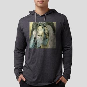 Holy Family Mens Hooded Shirt