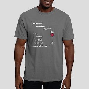 book club Mens Comfort Colors Shirt