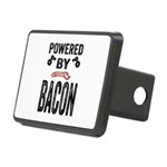 Powered by Bacon Rectangular Hitch Cover