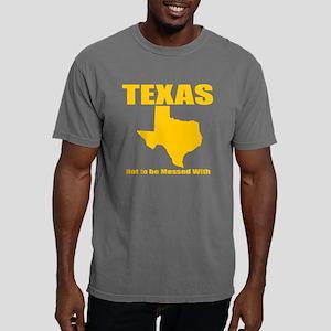 Texas_Mess3 Mens Comfort Colors Shirt