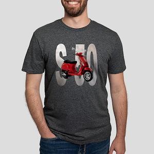 Red-S-50 Mens Tri-blend T-Shirt