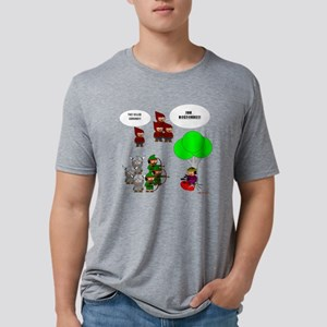 South Canterbury 2 dark Mens Tri-blend T-Shirt