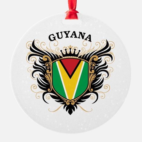 Guyana Ornament
