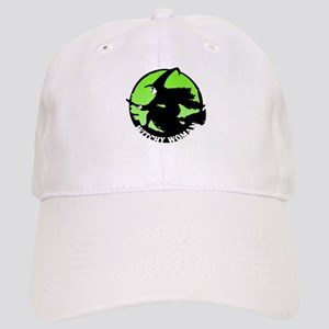 Witchy Woman (Green) Cap