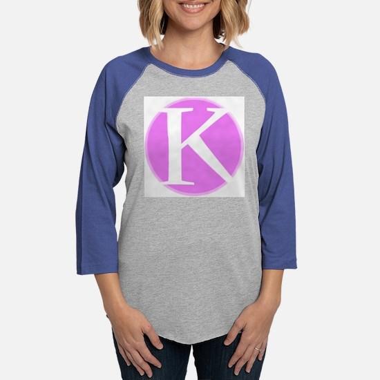 kcircp.png Womens Baseball Tee