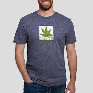 Hope For Dope Larger Mens Tri-blend T-Shirt