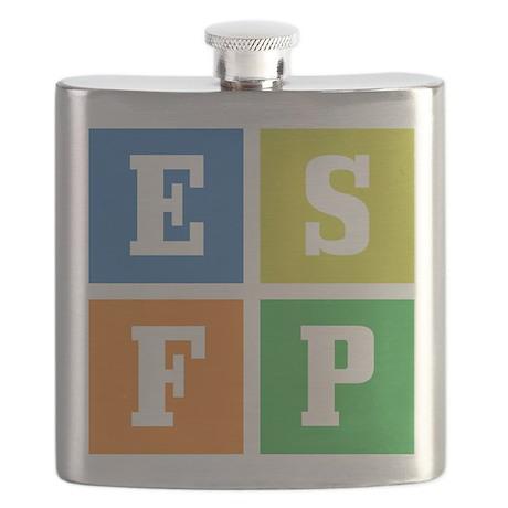Myers-Briggs ESFP Flask