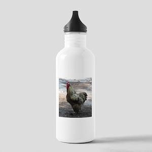 Chicken Stainless Water Bottle 1.0L