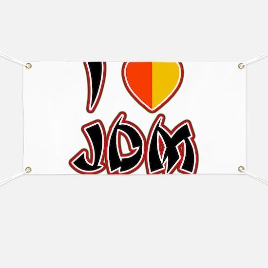 I Heart JDM (Kareha) Banner