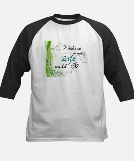Without Music, Life Would Bb-by soda Tee