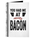 You Had Me At Bacon Journal
