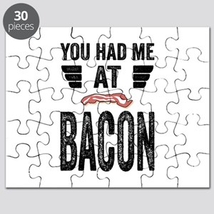 You Had Me At Bacon Puzzle