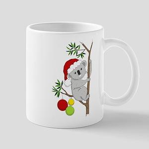 Australian Christmas Koala Mug