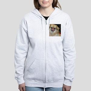 Luv A Tibbie Women's Zip Hoodie