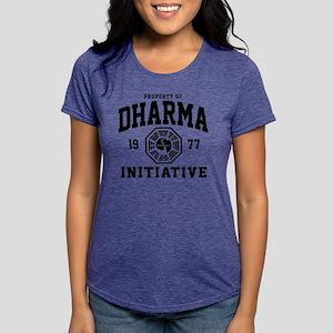 77 Womens Tri-blend T-Shirt