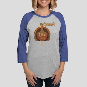 9-gamma Womens Baseball Tee