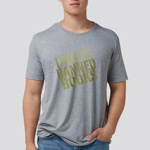 WRITEbanned Mens Tri-blend T-Shirt