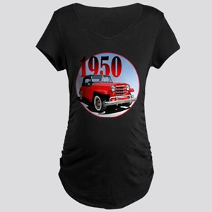 1950 Redjeepster Maternity Dark T-Shirt