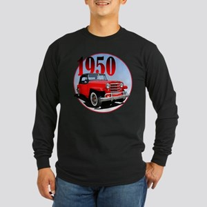 1950 Redjeepster Long Sleeve Dark T-Shirt