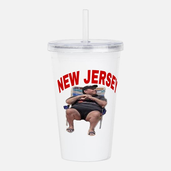 NEW JERSEY Acrylic Double-wall Tumbler