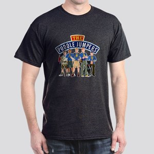 Puddle Jumpers Characters Dark T-Shirt