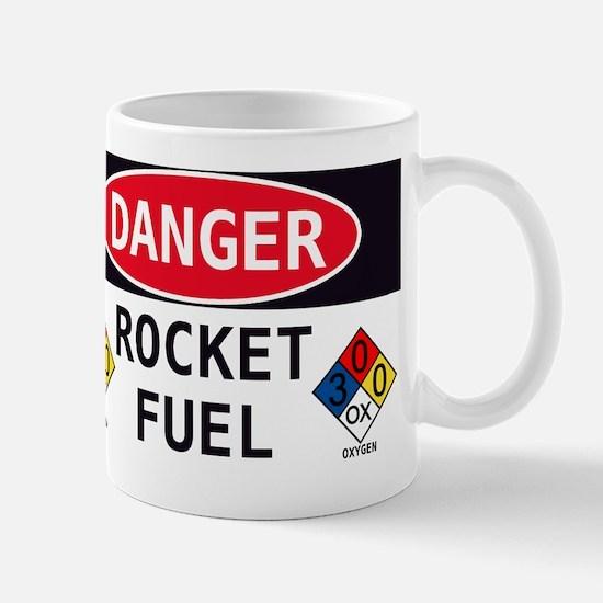 Rocket Fuel Mugs